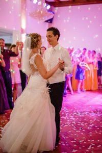 Hochzeitstanz von Claudia und Marcel